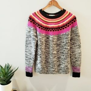 Autumn Cashmere Multicolored Sweater
